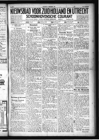 Schoonhovensche Courant 1929-11-11
