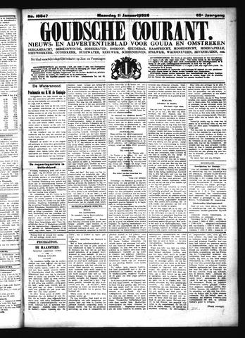 Goudsche Courant 1926-01-11