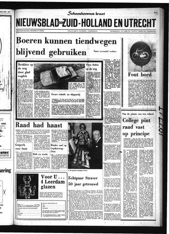 Schoonhovensche Courant 1977-02-07