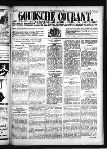 Goudsche Courant 1937-11-12