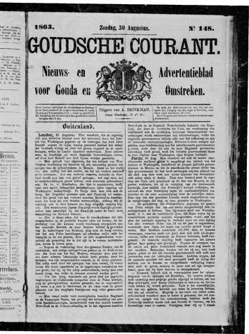 Goudsche Courant 1863-08-30