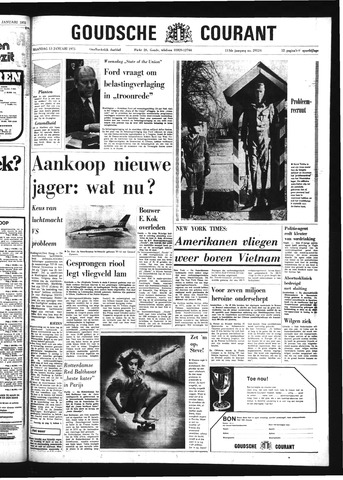 Goudsche Courant 1975-01-13