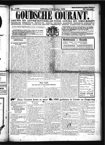 Goudsche Courant 1929-11-02