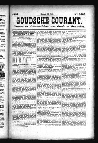 Goudsche Courant 1887-06-19