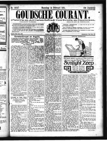 Goudsche Courant 1921-02-14