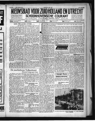 Schoonhovensche Courant 1936-07-06