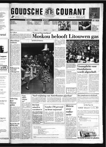 Goudsche Courant 1990-04-30