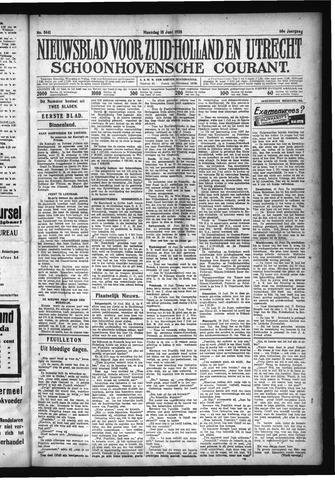 Schoonhovensche Courant 1928-06-18