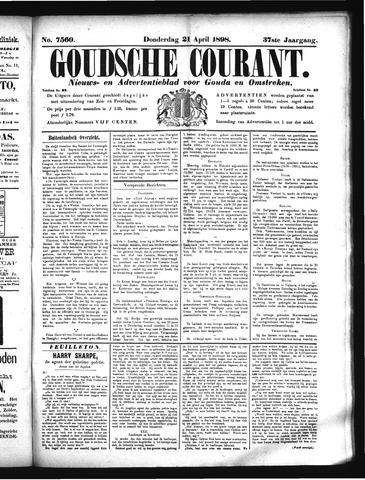 Goudsche Courant 1898-04-21