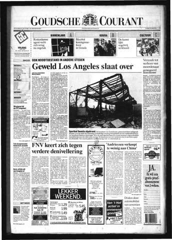 Goudsche Courant 1992-05-01