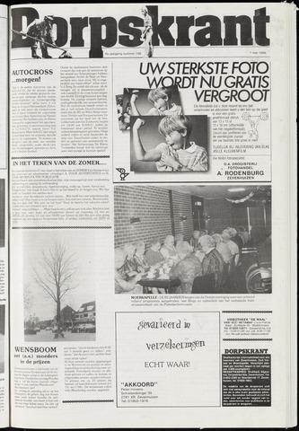 Dorpskrant 1986-05-07