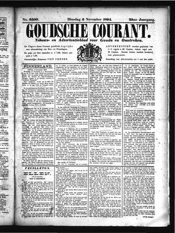 Goudsche Courant 1894-11-06