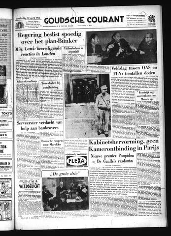 Goudsche Courant 1962-04-12