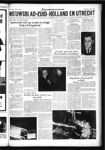 Schoonhovensche Courant 1962-01-22