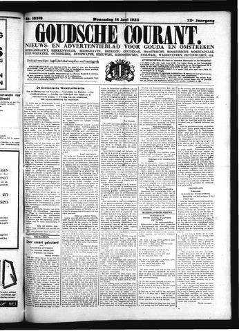 Goudsche Courant 1933-06-14