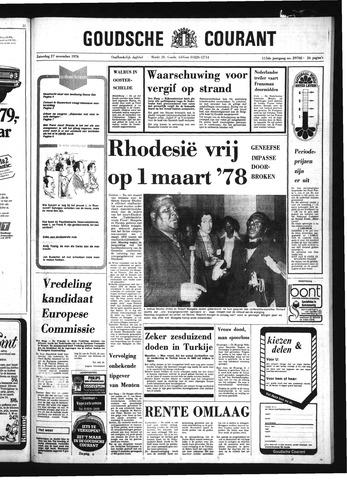 Goudsche Courant 1976-11-27
