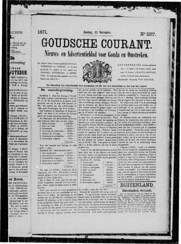 Goudsche Courant 1871-11-12