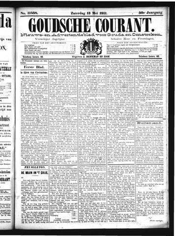 Goudsche Courant 1911-05-13