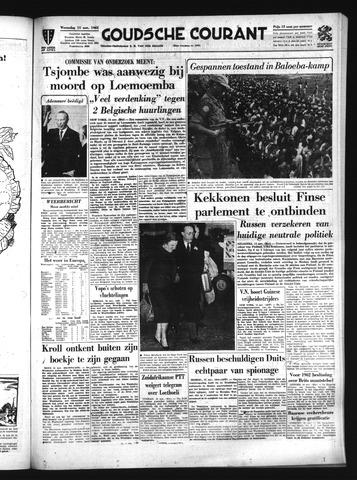 Goudsche Courant 1961-11-15