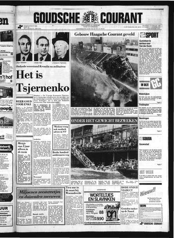 Goudsche Courant 1984-02-13