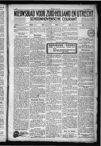 Schoonhovensche Courant 1930-07-11