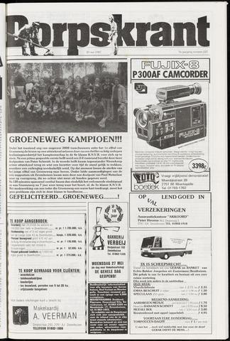Dorpskrant 1987-05-20