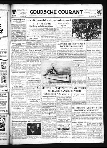 Goudsche Courant 1951-06-29