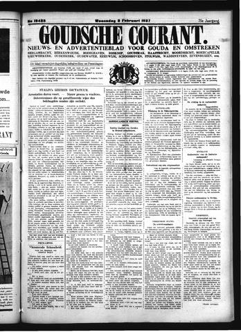 Goudsche Courant 1937-02-03