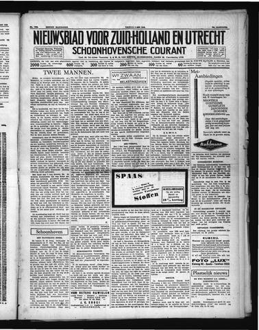 Schoonhovensche Courant 1938-05-06
