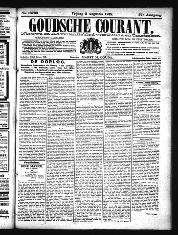 Goudsche Courant 1918-08-02