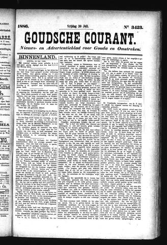 Goudsche Courant 1886-07-30