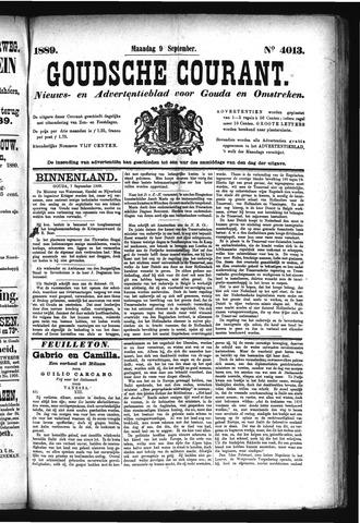 Goudsche Courant 1889-09-09