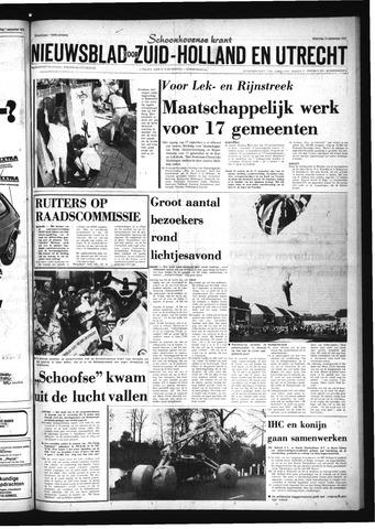 Schoonhovensche Courant 1973-09-10