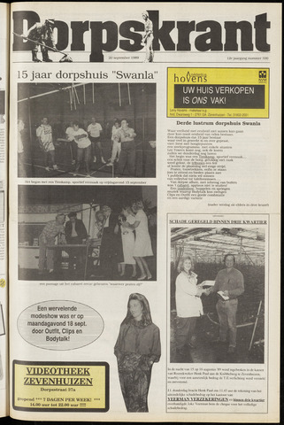 Dorpskrant 1989-09-20