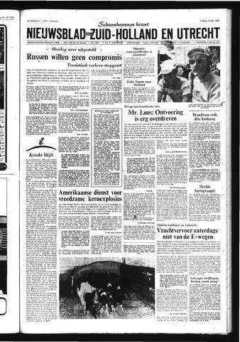 Schoonhovensche Courant 1968-07-26