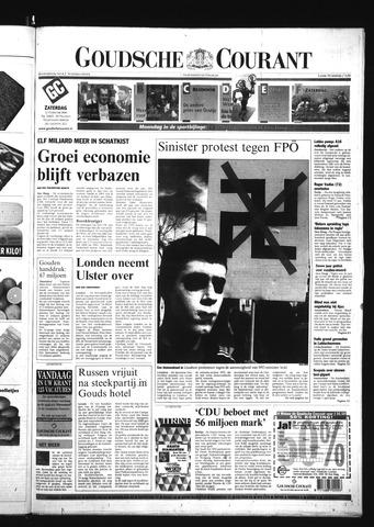 Goudsche Courant 2000-02-12