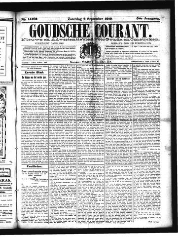 Goudsche Courant 1919-09-06