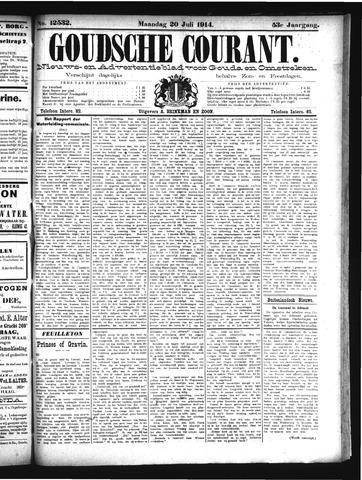 Goudsche Courant 1914-07-20