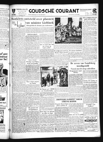 Goudsche Courant 1951-06-07
