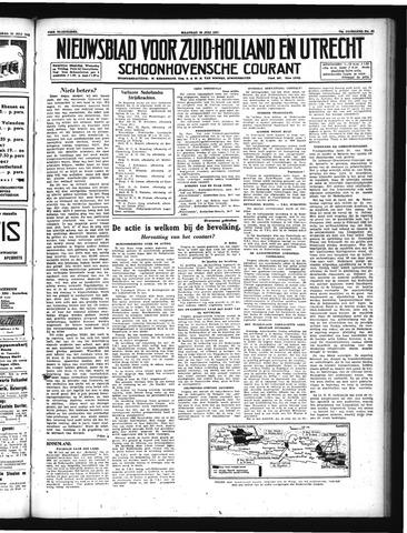 Schoonhovensche Courant 1947-07-28