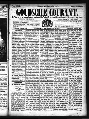 Goudsche Courant 1917-02-13