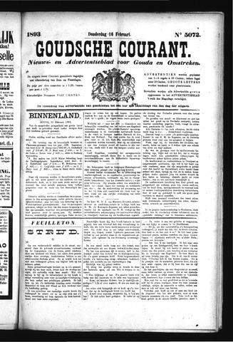 Goudsche Courant 1893-02-16