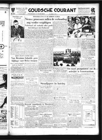 Goudsche Courant 1956-05-03