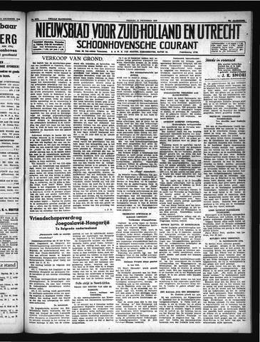 Schoonhovensche Courant 1940-12-13