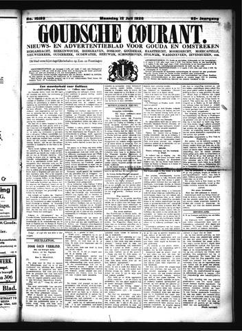Goudsche Courant 1926-07-12