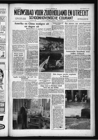 Schoonhovensche Courant 1958-09-08