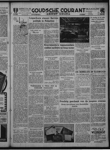 Goudsche Courant 1949-01-27