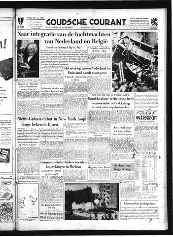 Goudsche Courant 1957-11-22