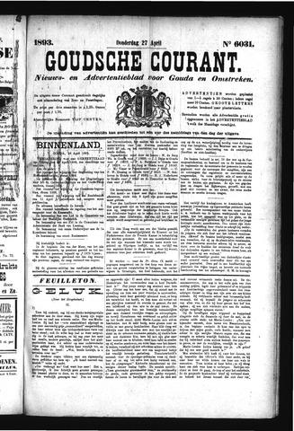 Goudsche Courant 1893-04-27