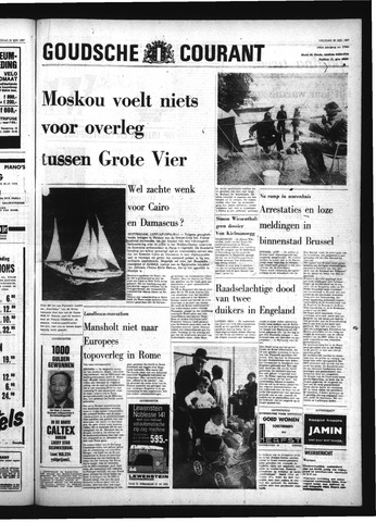 Goudsche Courant 1967-05-26